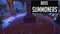 Boss Summoners: Hybrid Mode of Control & Boss