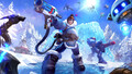 Mei rework inspired by Heroes of the Storm