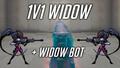 1v1 Widow Arena ⚔️