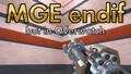 Image for MGE endif (1v1 Pharah Airshot)